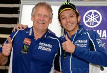 Jeremmy Burgess, Valentino Rossi