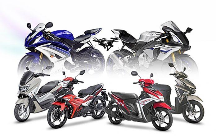 Yamaha, Mio M3, Skutik, IMOS, Indonesia