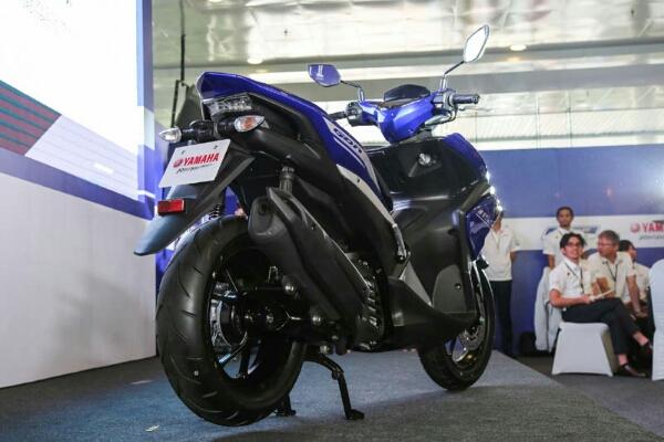 Yamaha Aerox 155 pengganti Nmax