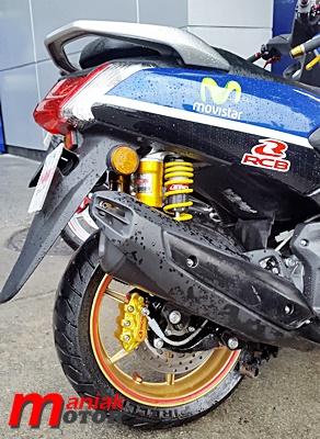 MotoGP, sepang, Malaysia, Yamaha, NMAX