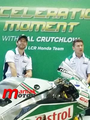 MotoGP, Cal, Crutchlow, LCR, Honda, Inggris, Indonesia