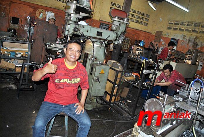 Drag bike, carlos tech, matik, teflon, solo, jogya