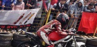 Ninja Drag Bike Ayip Rosidi