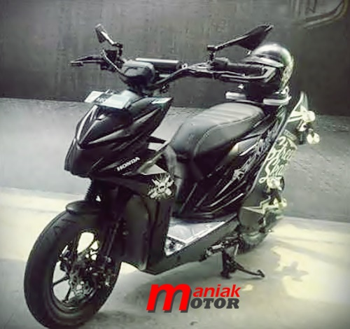 Honda, Beat, Street eSP, skutik, laris, Indonesia