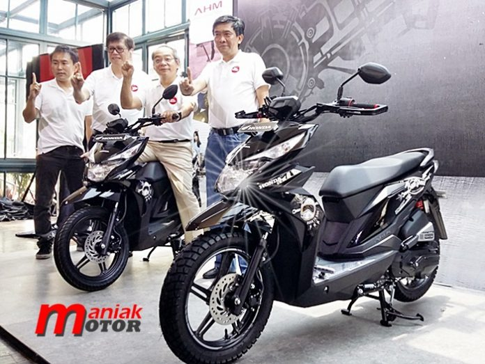 Honda, Beat street, eSP, skutik, laris
