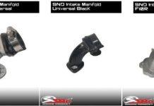 Intake manifol, leher angsa racing, manifold racing