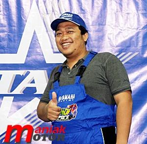 Road race, mekanik, Bambang, OMR YSR,