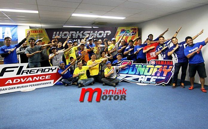 Road race, Yamaha, OMR YSR, Indonesia,