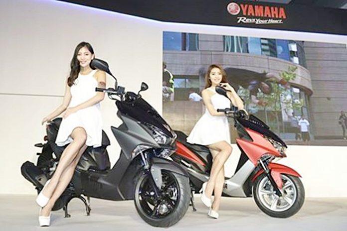 Yamaha, Force155, skutik, taiwan