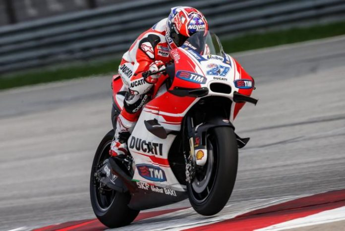 Casey Stoner Ducati GP17
