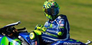 Valentino Rossi Yamaha M1 2017