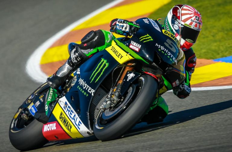 Johann Zarco si juara Moto2 2015-2016 menggunakan M1 Tech 3