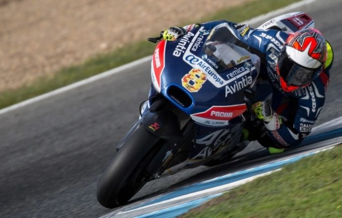 Test MotoGP jerez untuk 2017
