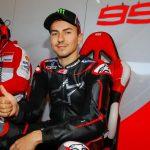 Lorenzo dengan seragam Ducati