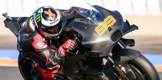Ducati 2017 Jorge Lorenzo