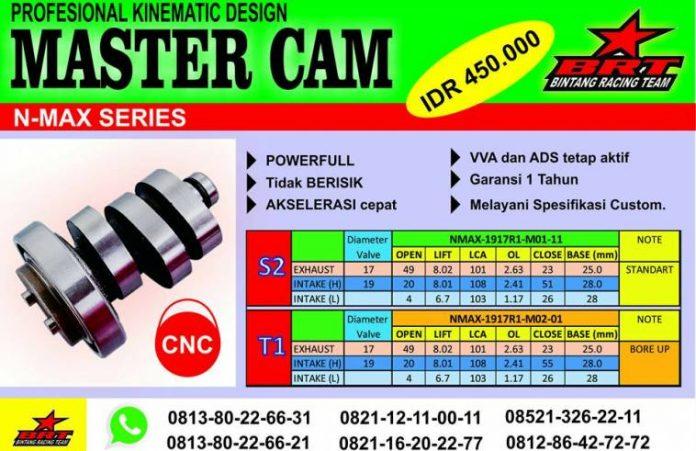 Kem-cam master BRT