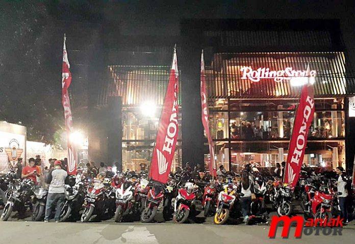 CBRRIDERS, Jakarta, Ultah, Rolling Stone