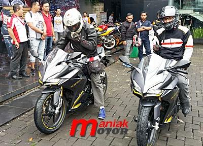 Honda, CBRRIDERS, Ultah, Jakarta, Rolling Stones