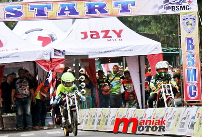 Drag Bike, BSMC, batang, Jateng, Jupie