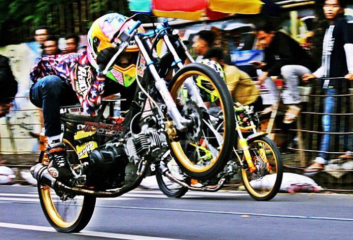 Drag Bike, Batang, BSMC