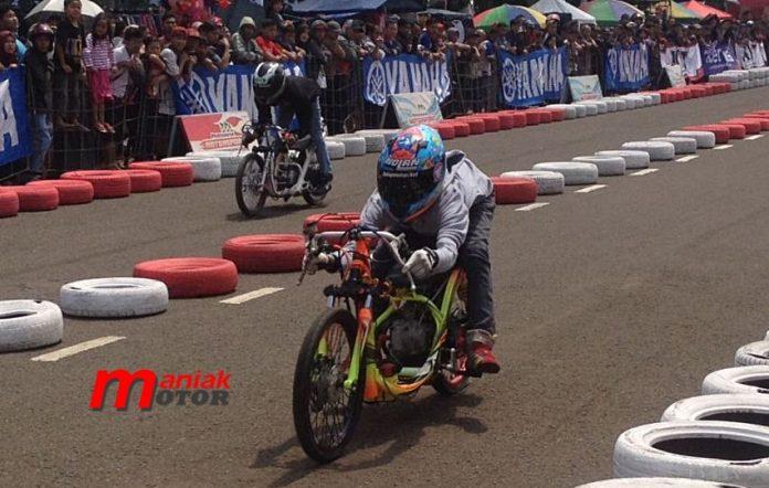Drag Bike CIMAHi TPM 2016
