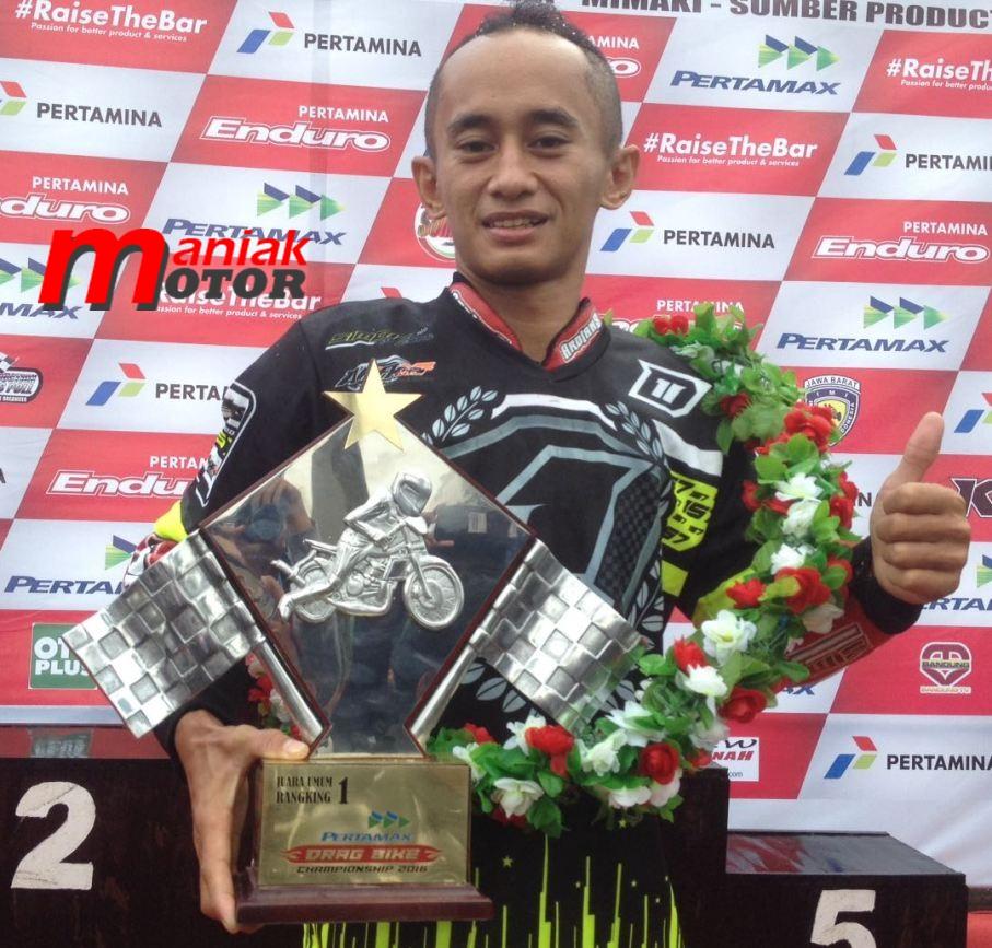 Chodox juara umum TPM 2016