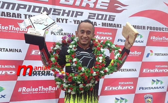 Eko Chodox Sulistyo, juara umum TPM 2016