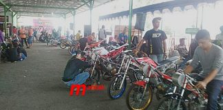 Drag Bike TPM