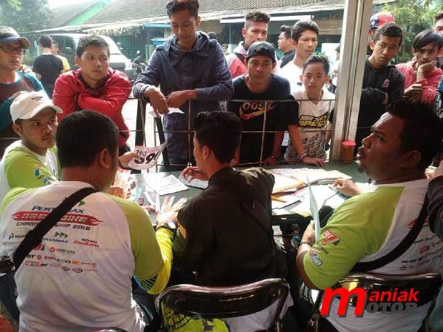 Drag Bike TPM Cimahi