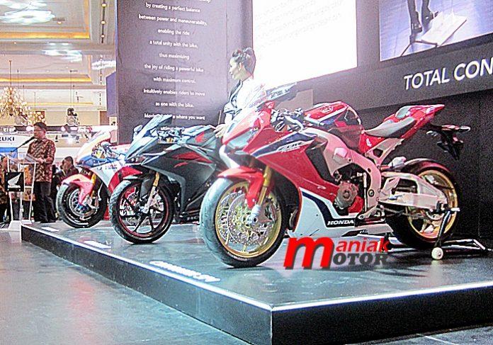 Honda, CBR250RR, Harga, motorsport, seperempat litere
