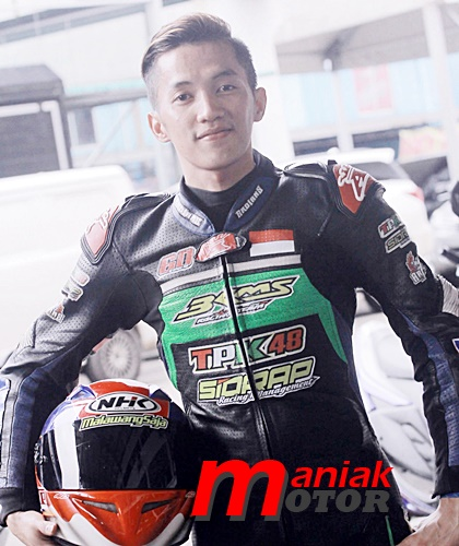 Road Race, IRS, Sentul, Wahyu
