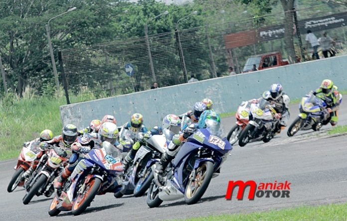 Road race, IRS, Sentul,