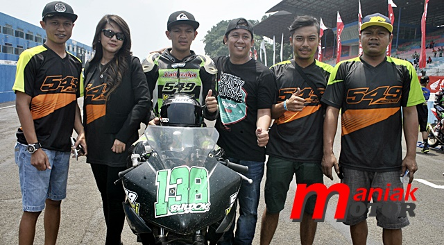Road race, IRS, Sentul, 250 cc