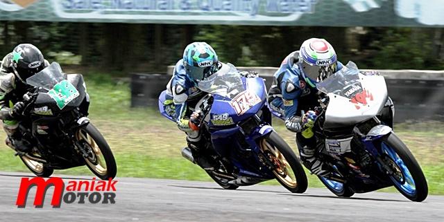 Road Race, IRS, Sentul, Bogor, Syahrul, 150