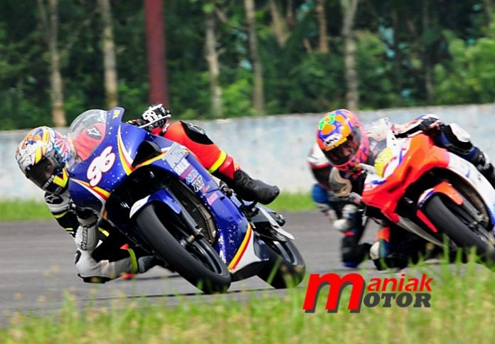 Road Race, IRS, Sentul, Bogor, Imanuel, ARRC
