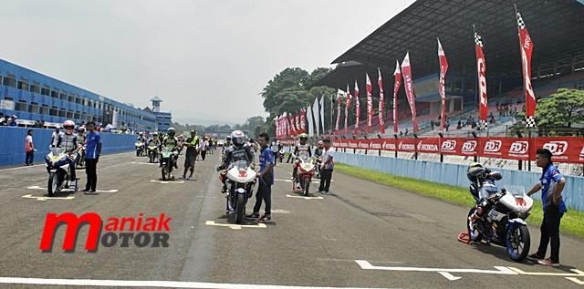 Road Race, IRS, Sentul, Bogor, Indonesia