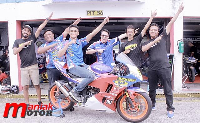 Road Race, IRS, Sentul, Sidrap, Akaijaya, Sulteng