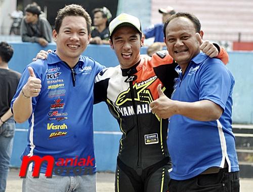 IRS, ROAD RACE, BOGOR, SENTUL, INDONESIA