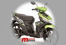 Yamaha, Mio M3, AKS, SSS, teknologi , IMOS