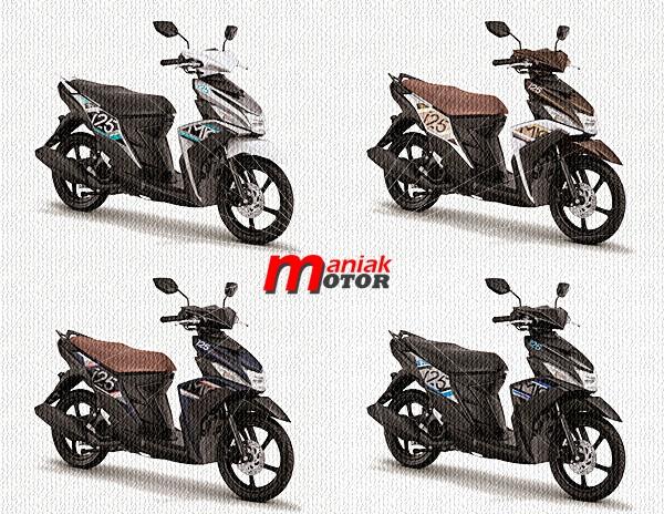 Yamaha, Mio M3, AKS SSS, IMOS, Jakarta