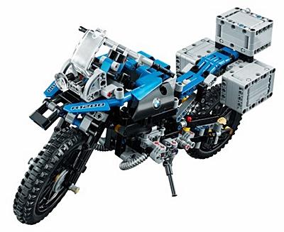 BMW, Motorrad, LEGO, Mainan, R1200GS