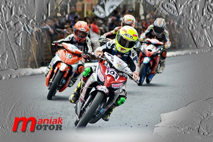 Motoprix, road race, MP6, Wonogiri