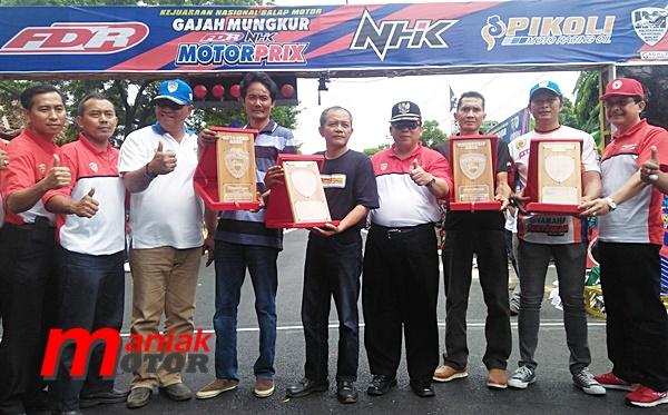 road race, MP, Wonogiri, sirkuit