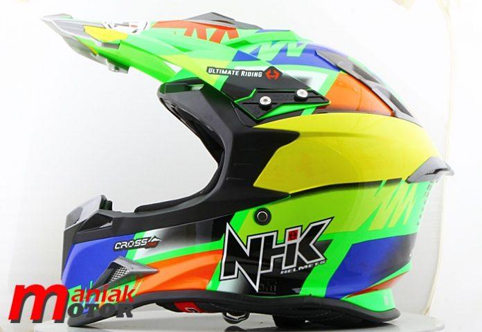 Helm, NHK, IMOS, Cross