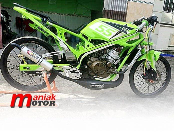 Dragbike, YPM55, Mlitan, Malang, Jatim