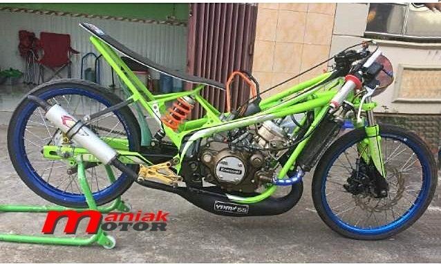 Ninja 155 TU Drag Bike