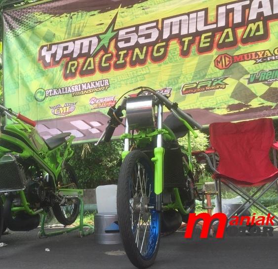 Ninja Drag Bike 150