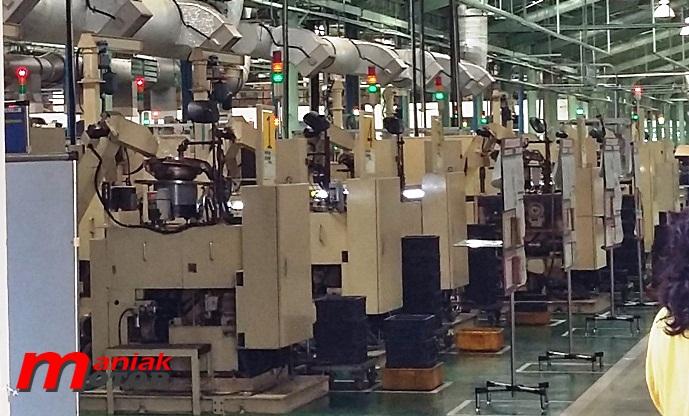 Pabrik busi NGK Indonesia
