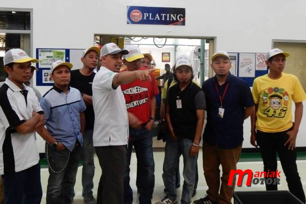 Pabrik NGK Indonesia