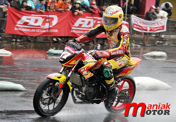 Roadrace, IRS, Jayadi, Jakarta